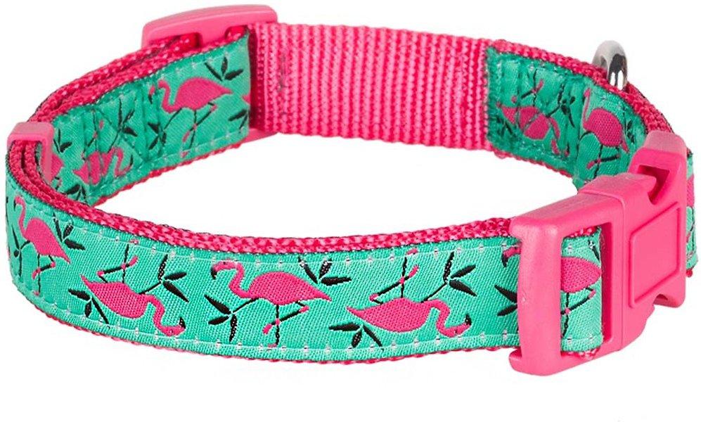 patterned dog collar
