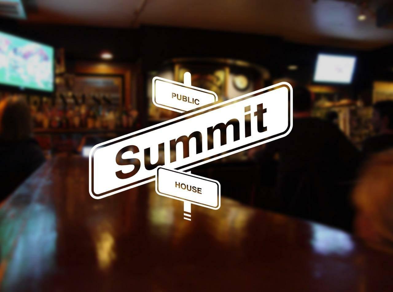 Image of the Summit Public House logo