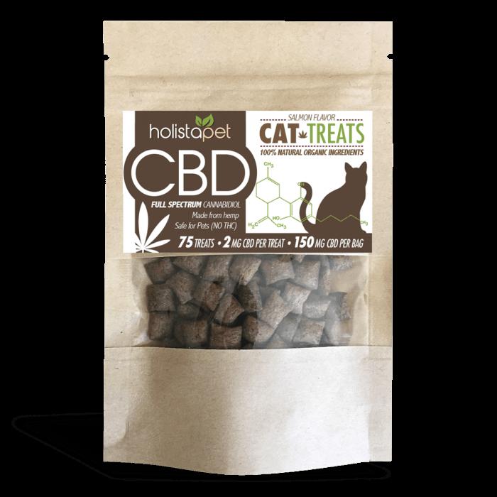 Brown Bag CBD Cat Treats