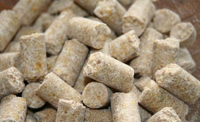 Rat food pellets