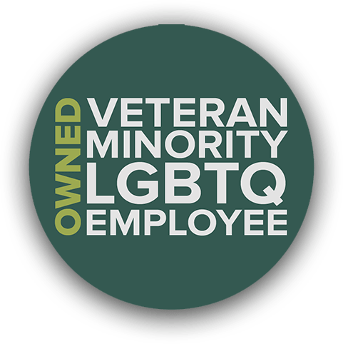 Veteran Minority LGBTQ Employee Owned