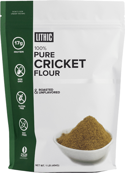 Cricket Flour Product