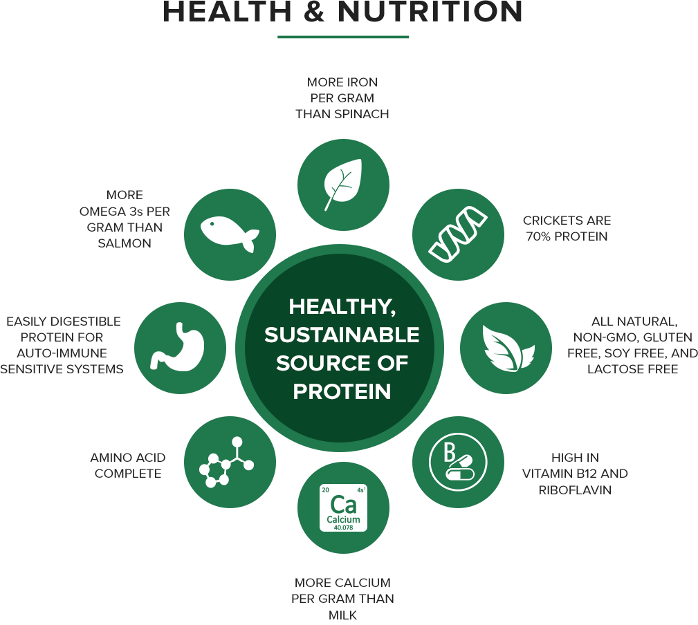 Health and Nutrition Graphic