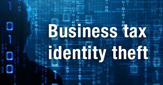business tax identity theft