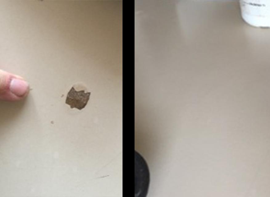 Laminate Benchtop Repair