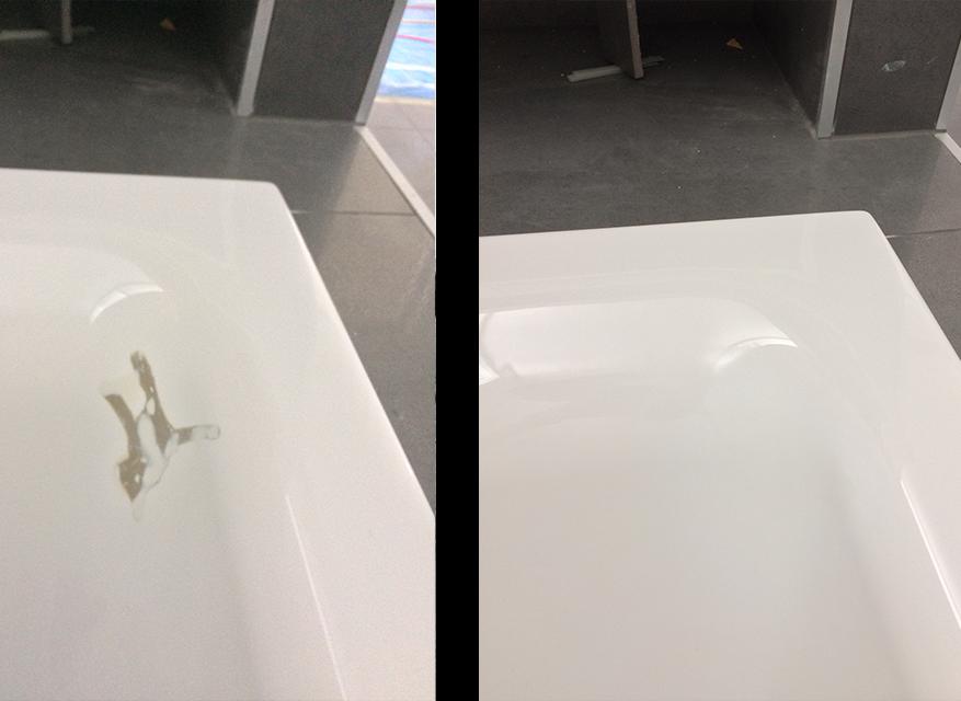 Bath Crack Repair