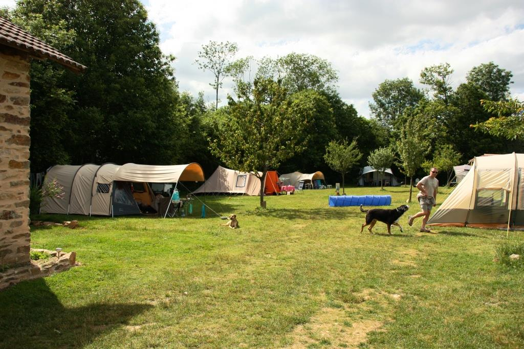 Hondencamping La-Soupèze, vakantie met hond in Frankrijk!