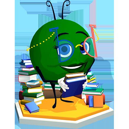 Madame Mo tient des livres