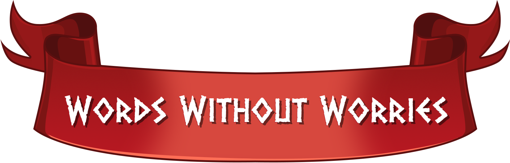 Words Without Worries logotype