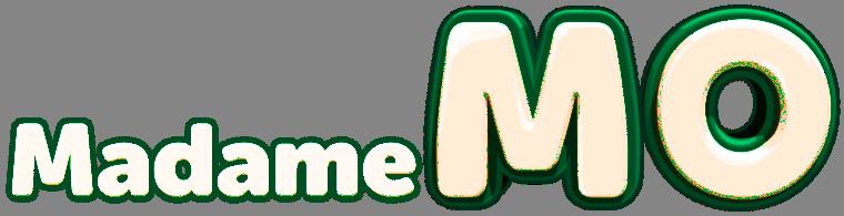 Logotype Madame Mo horizontal.