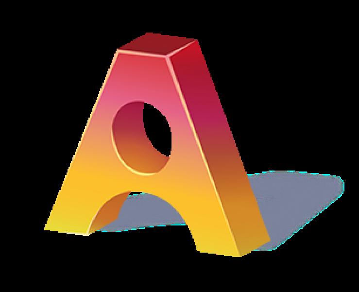 Appligogiques 3D logo.