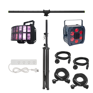 Aggressor Party Light Hire Package