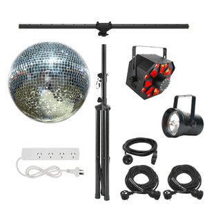 Mirrorball Disco Light Rental Package