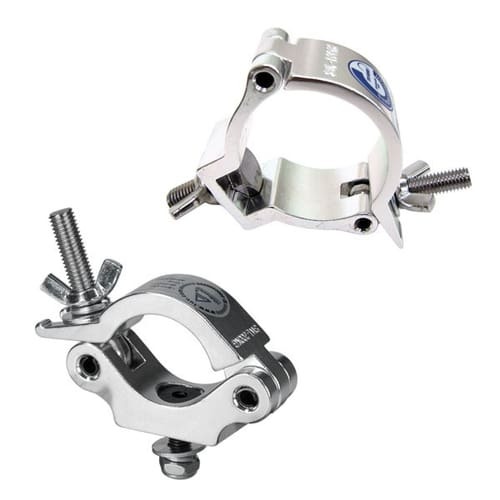 view of truss clamps for hire