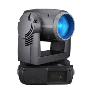 side view mac moving head wash stage light