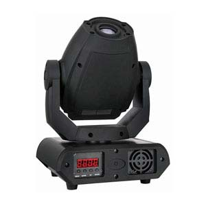 an example of a moving head spot light