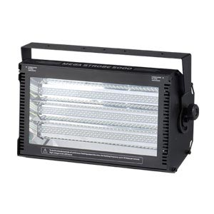 example of a led dmx controlled strobe light for rent
