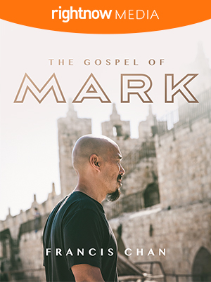 The Gospel of Mark Cover Image