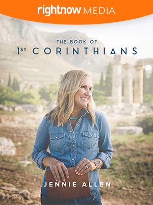 The Book of First Corinthians Cover Image