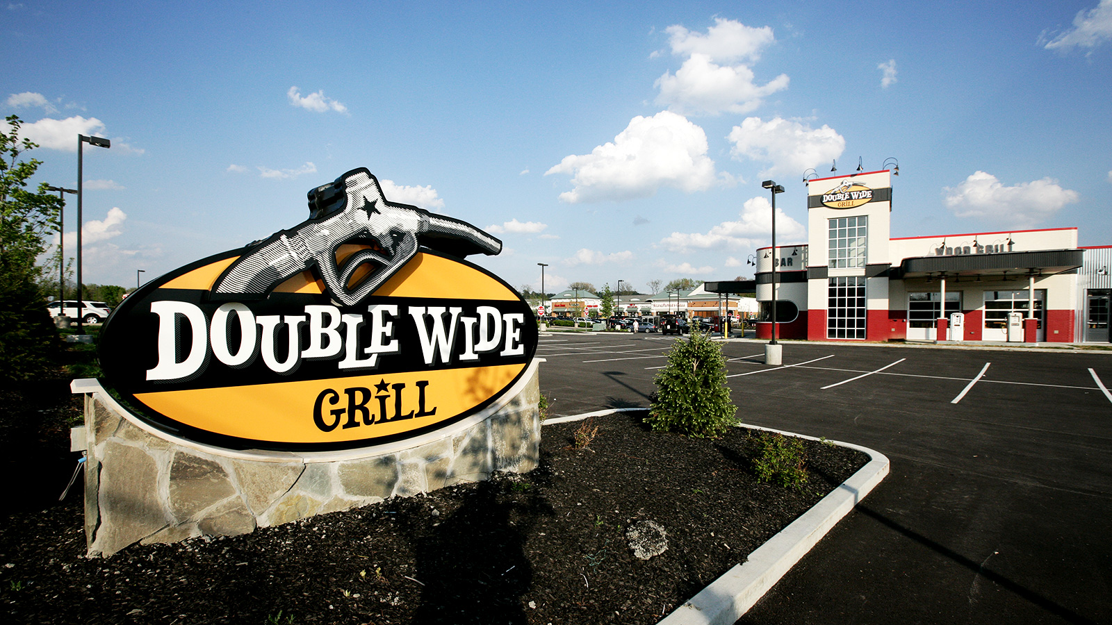 Doublewide Bar & Grill