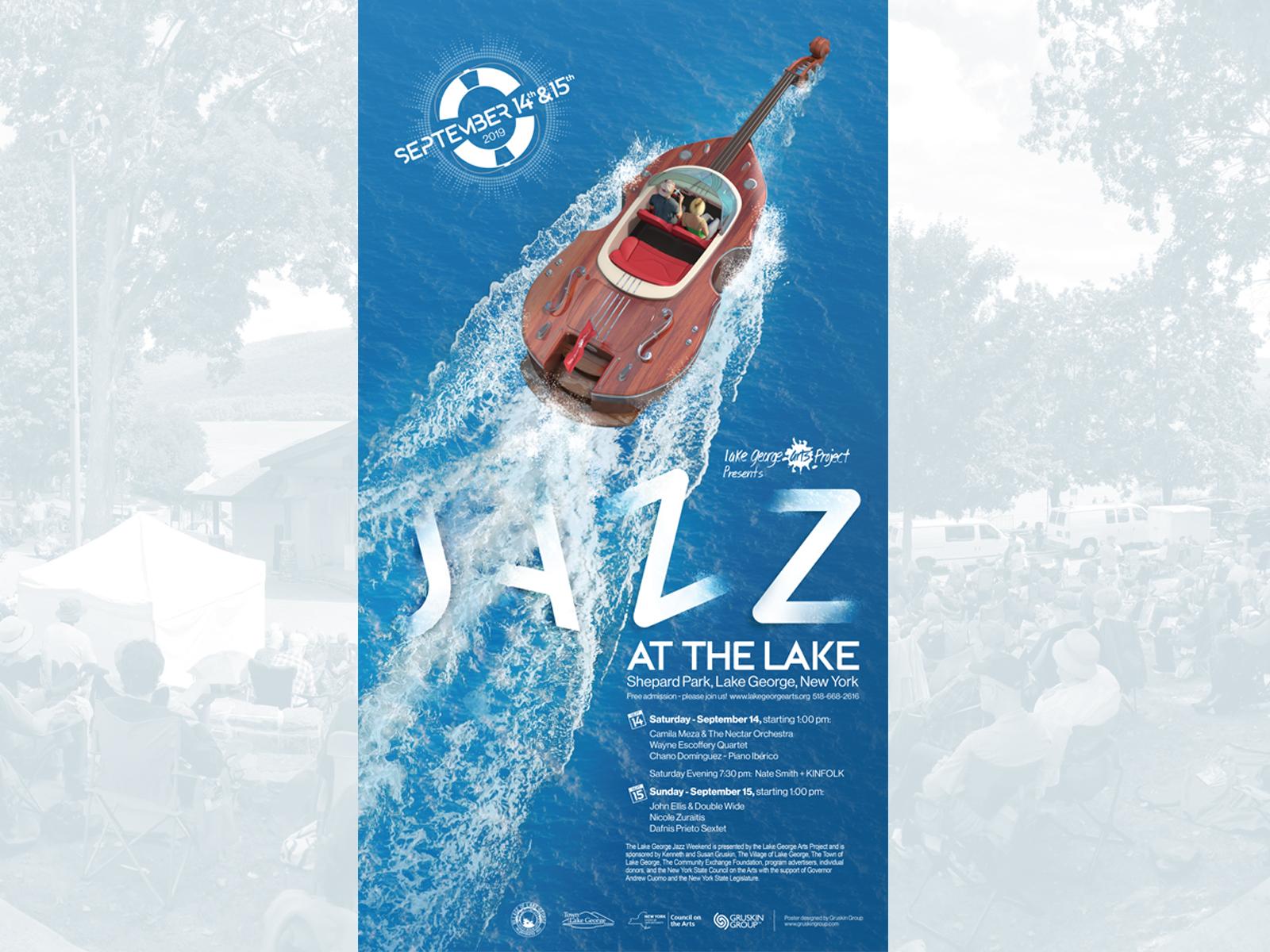 Jazz at the Lake 2019