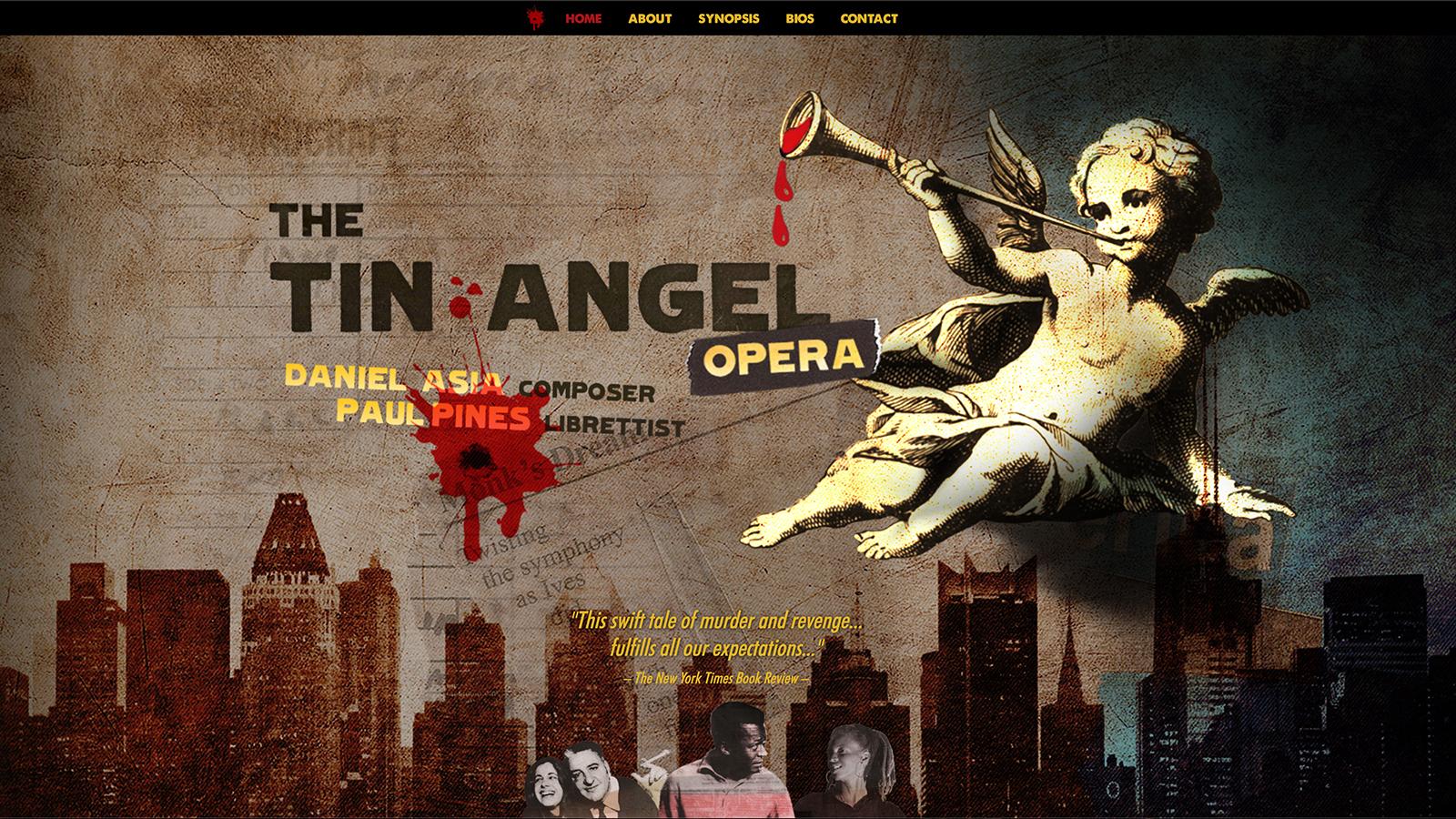 The Tin Angel Opera