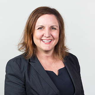 Kim Holmes, South Australian State Manager