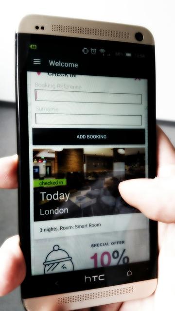 hetras Mobile Hotel App