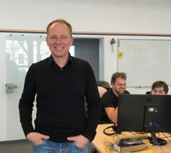 Stephan G. Wiesener, CTO hetras, running Hetras Cloud Based Hotel Management Software