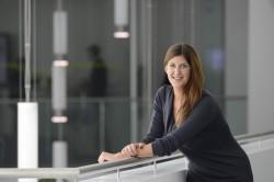 Vanessa Borkmann, running Hetras Cloud Based Hotel Management Software