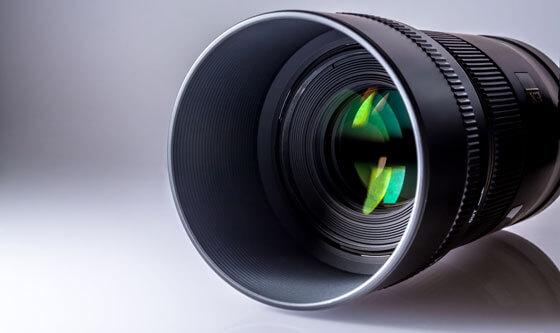 Used Film Lenses