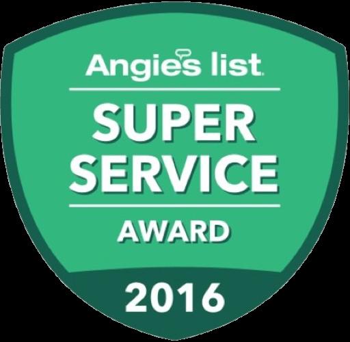under pressure wash is a super service award winner 2016