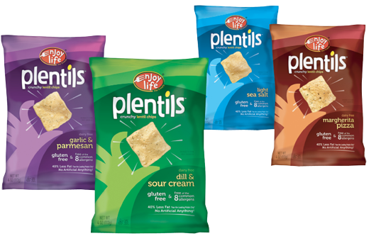 Plentils are awesome snacks!