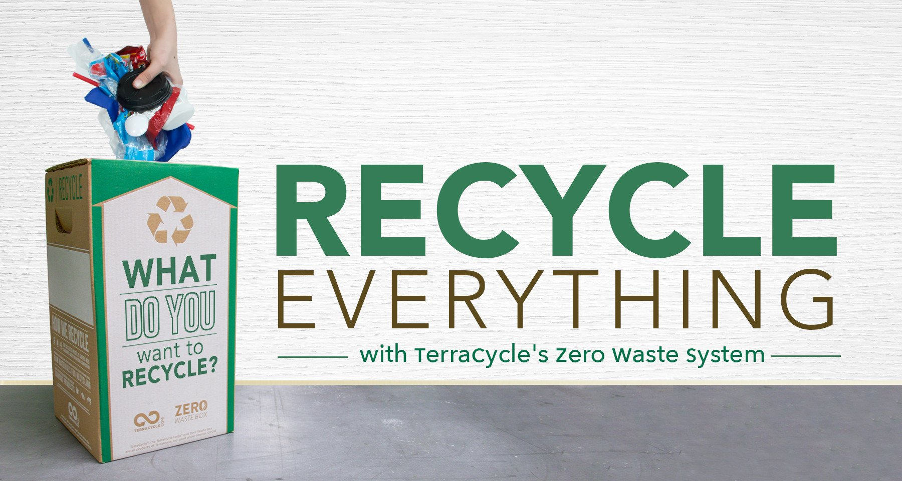 TerraCycle recycle office