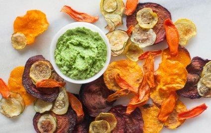 Veggie Chips & Guac