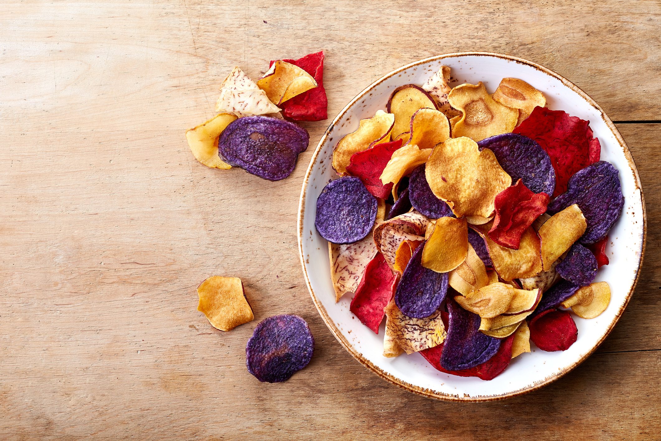 Delicious Beet Chips