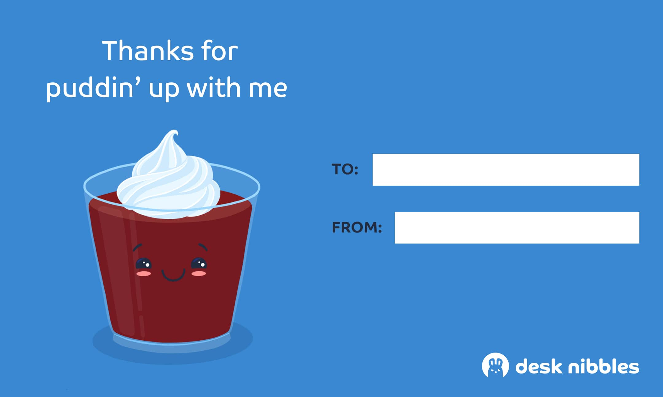 These office Valentine's Day cards are great to hand out at the workplace.