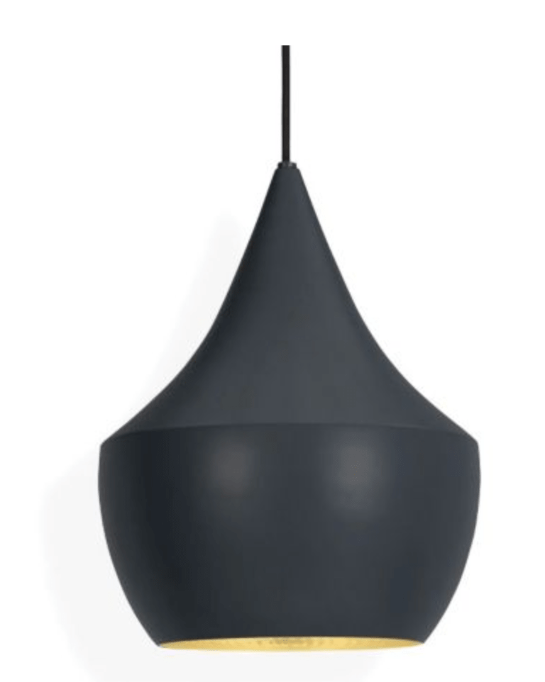 Shine a light on your office decor ideas with an open-faced lamp!