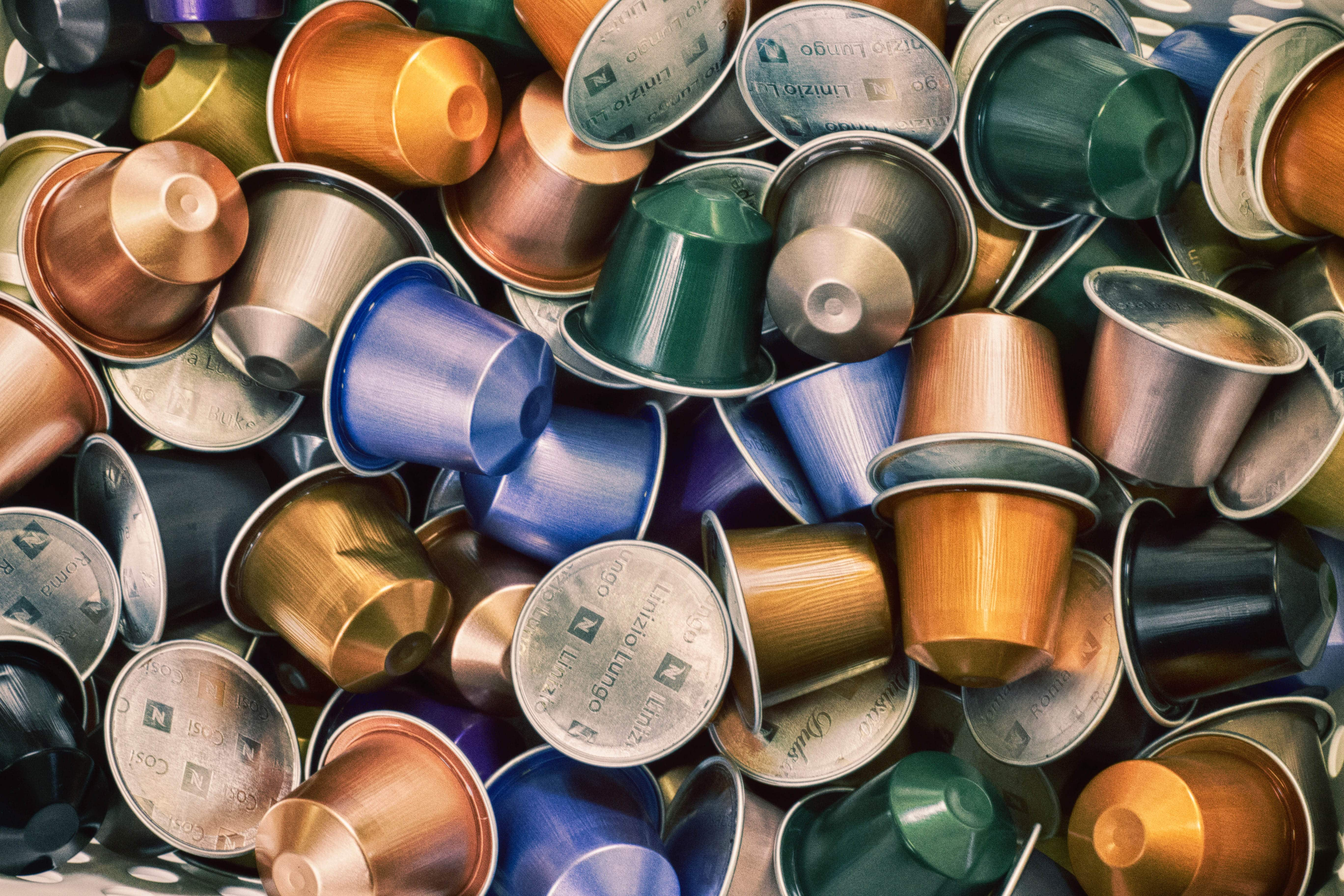 No green office should be using coffee pods