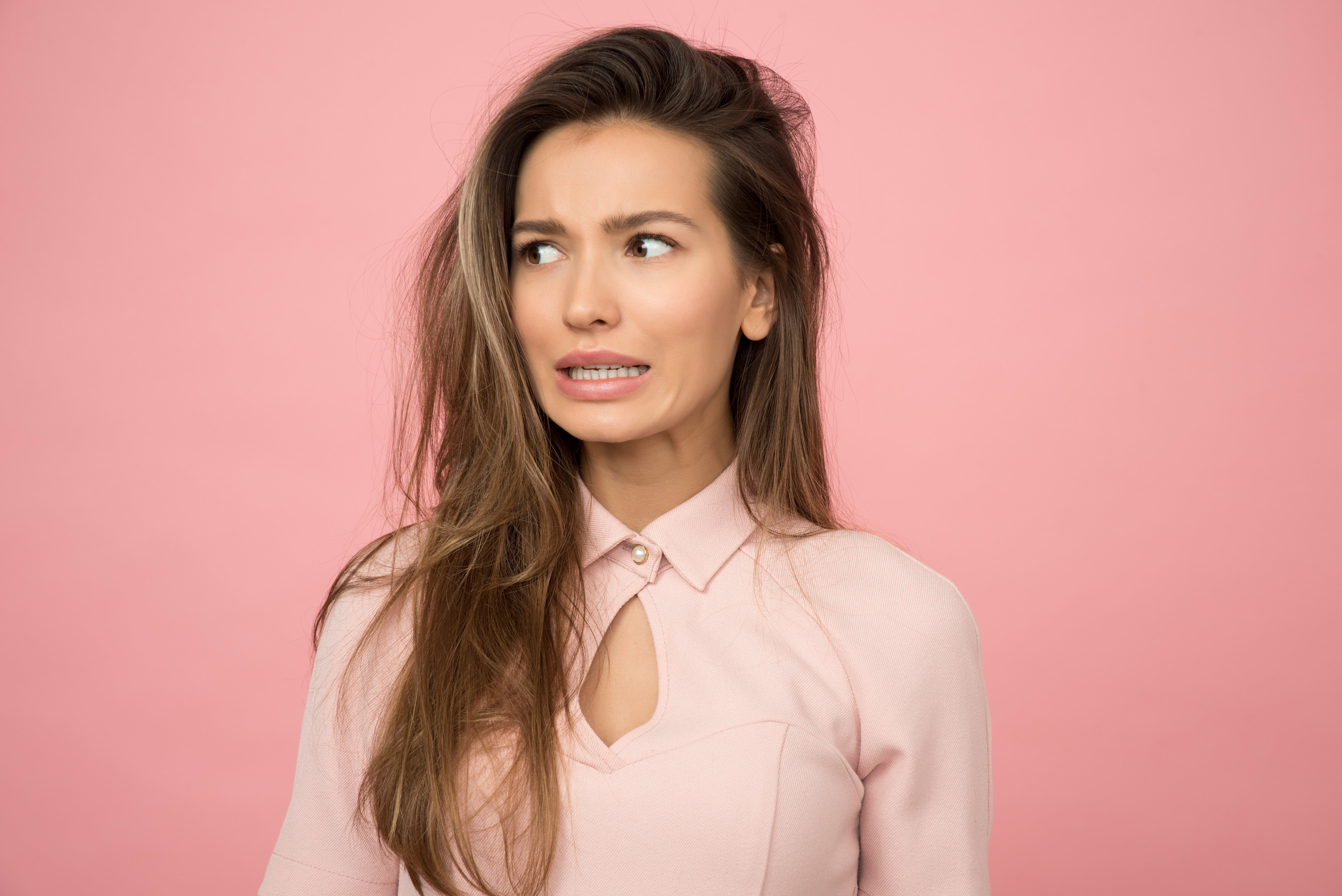 Is firing your husband's ex-wife a part of your office manager duties?