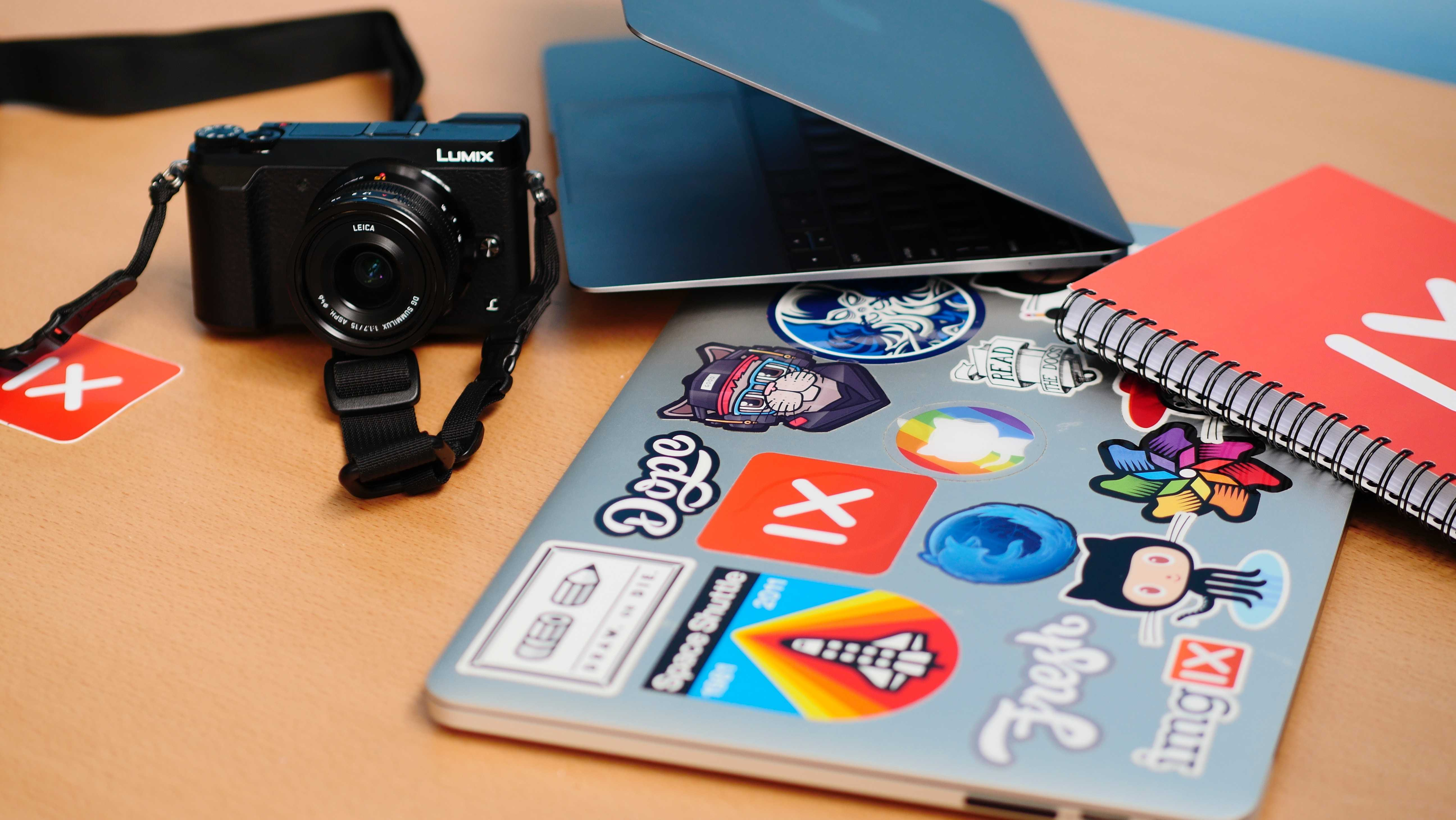 Employee appreciation can be as simple as buying cool laptop stickers for your staff!