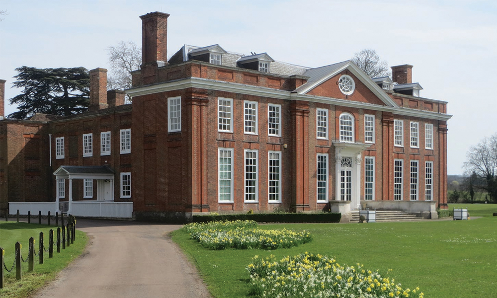 East Malling Trust Bradbourne House