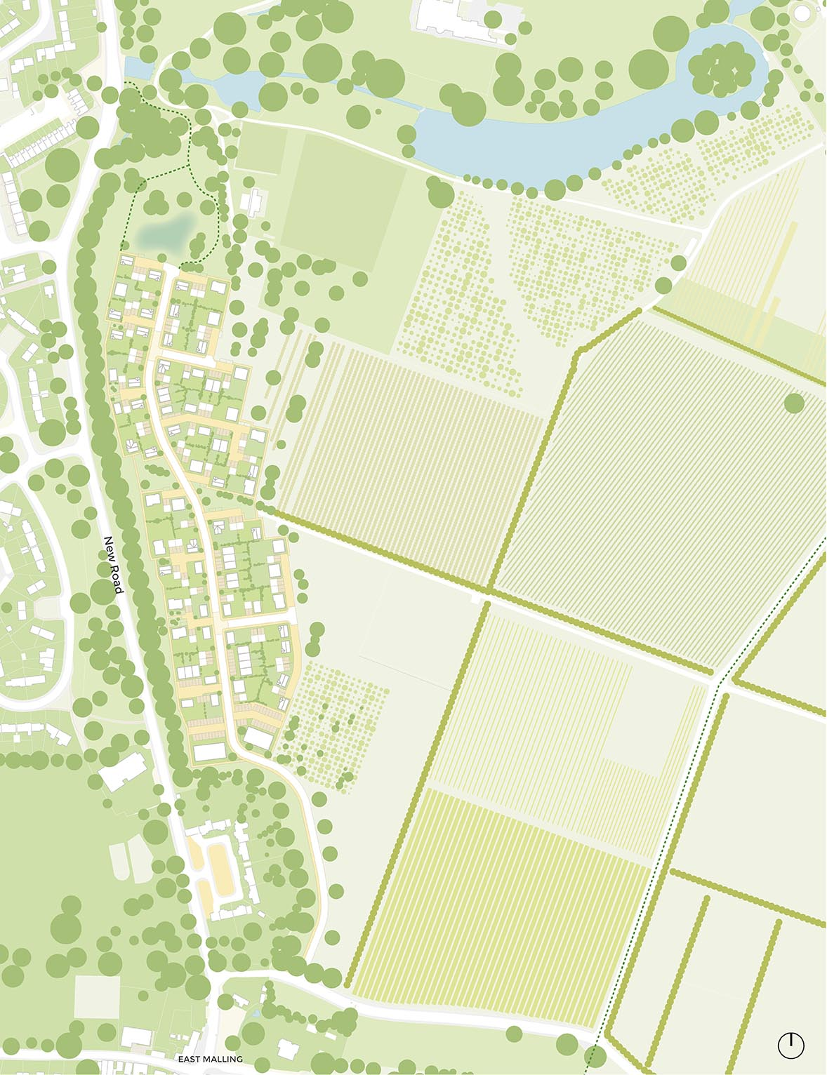 Parkside illustrative master plan