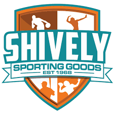 shively sporting goods logo