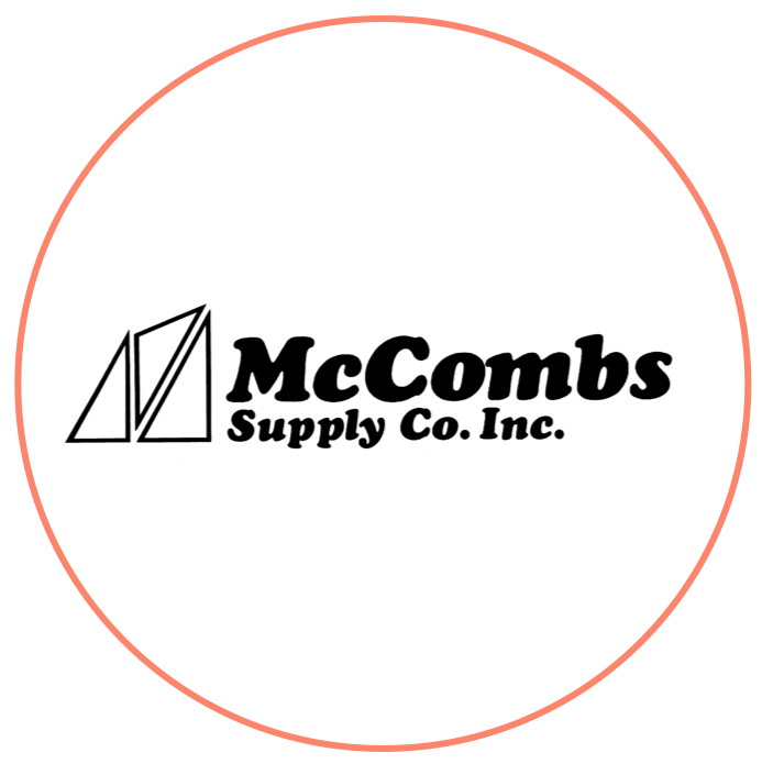 mccombs supply logo
