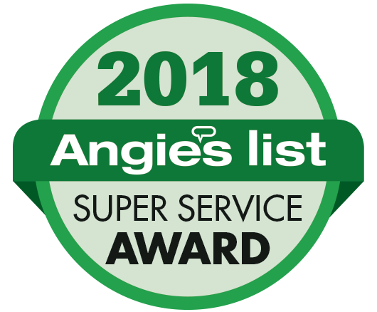 allgood electric is an angies list super service award winner 2018
