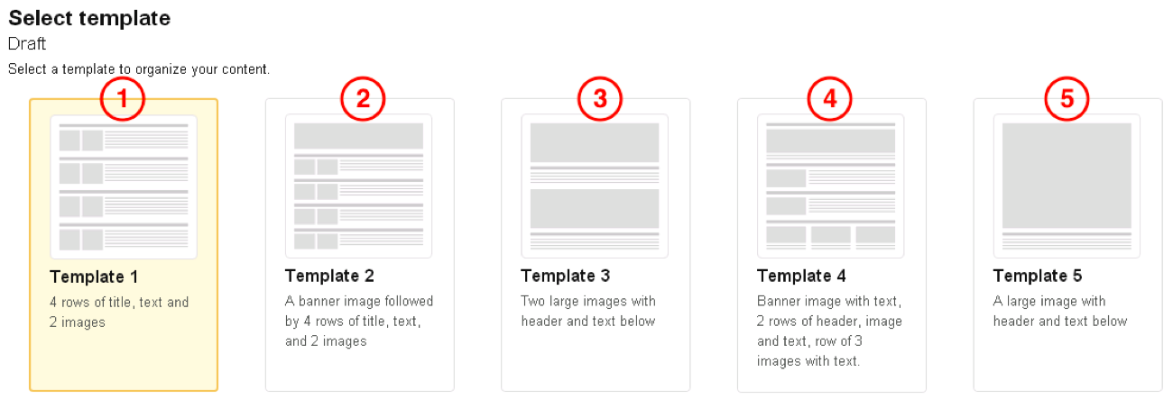templates for enhanced brand content on amazon