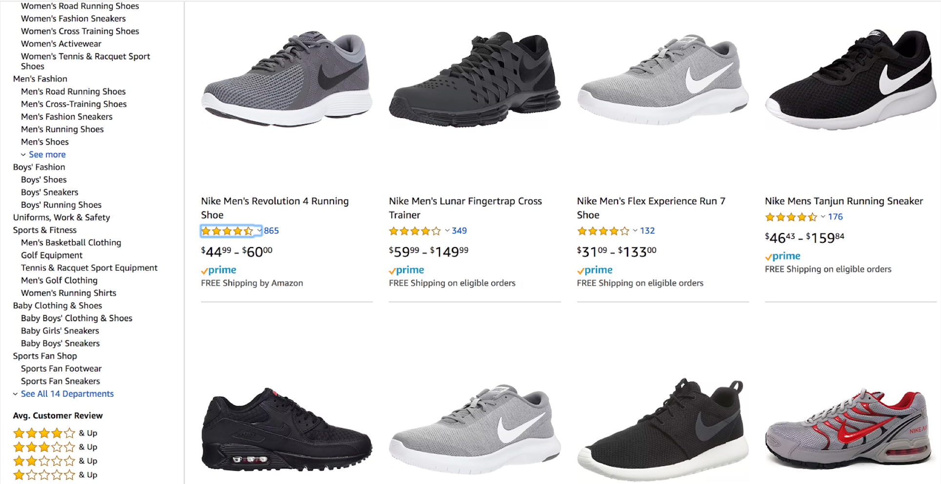 nike selling direct to consumers on amazon
