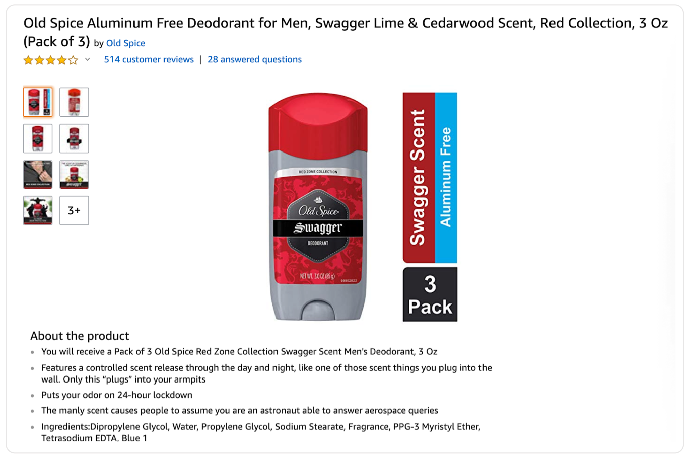 example of a multipack by old spice