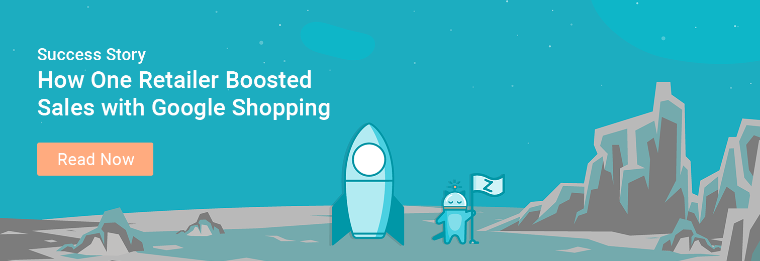google shopping success story blog